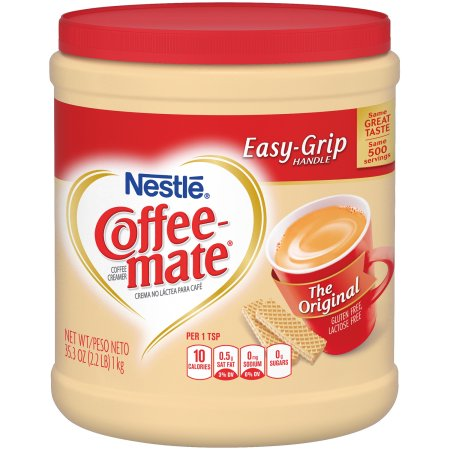 Coffeemate Original Powder Coffee Creamer 35.3 oz. Canister