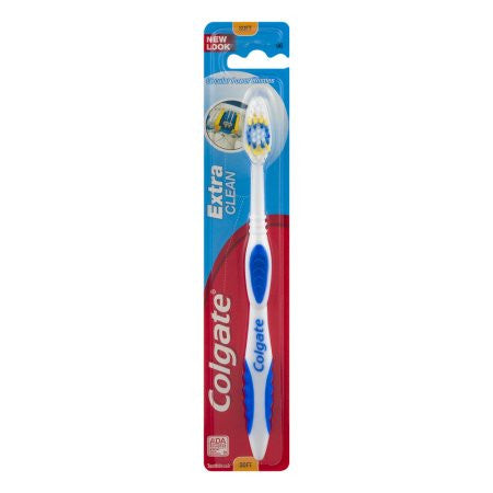 Colgate Extra Clean Toothbrush, Soft 1 ct