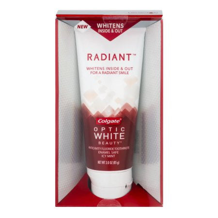 Colgate Optic White Radiant Toothpaste, 3 oz