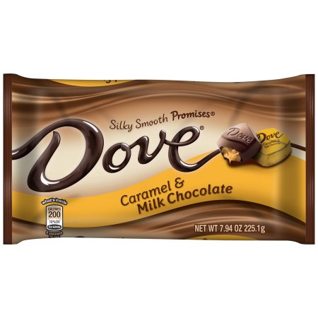 Dove Promises Caramel and Milk Chocolate, 7.94 oz