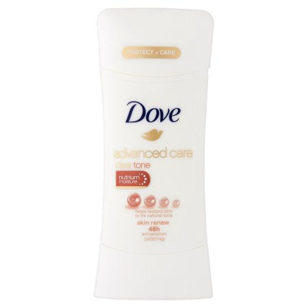 Dove Clear Tone Skin Renew Antiperspirant Deodorant