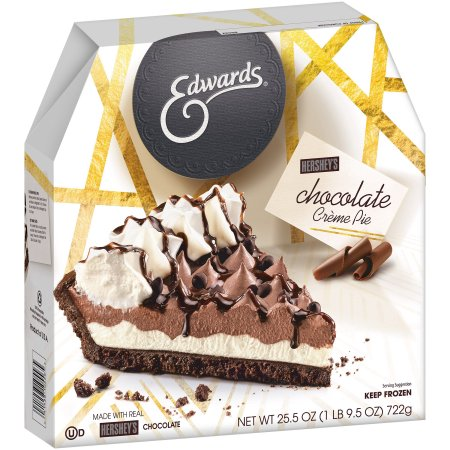 Edwards Hershey's Creme Pie, 25.5 oz