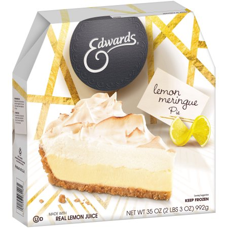 Edwards Lemon Meringue Pie, 35 oz