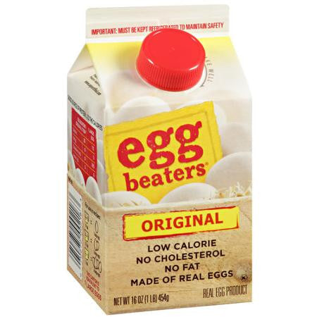 Egg Beaters, Original Liquid Eggs 16 oz ctn