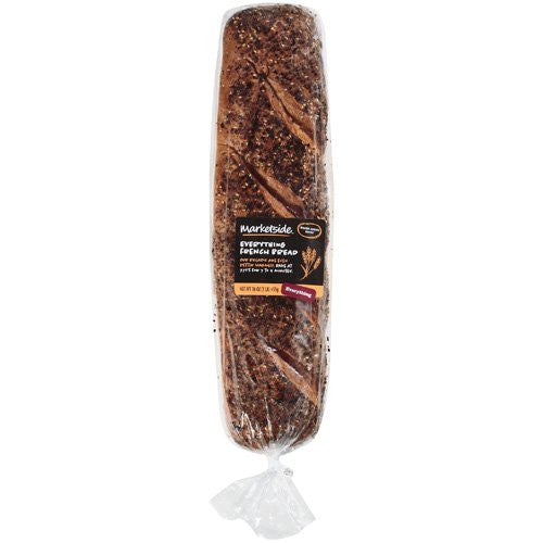 Marketside Everything French Bread, 16 oz