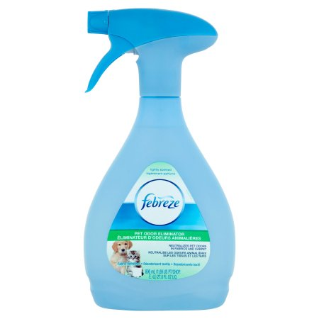 Febreze Fabric Refresher, Pet Odor Eliminator, 27 oz