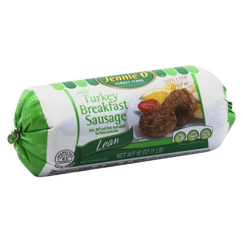 Jennie-O Turkey Sausage, 1 lb
