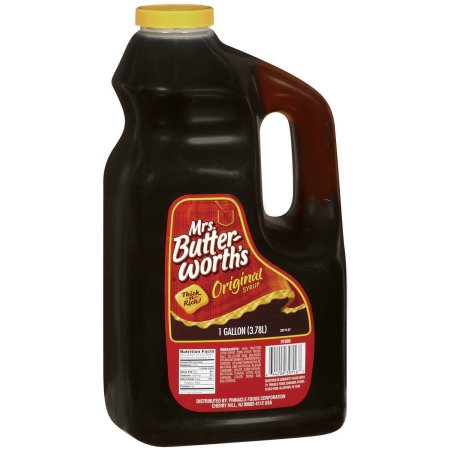 Mrs. Butterworth's Original Syrup, 1 gal