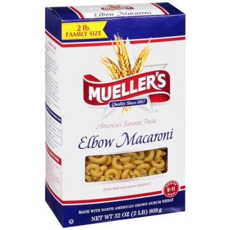 Mueller's Elbow Macaroni Enriched Macaroni Product, 32 oz