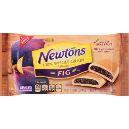 Nabisco 100% Whole Grain Wheat Fig Newtons, 10 oz