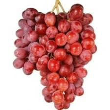 Red Seedless Grapes 1 lb