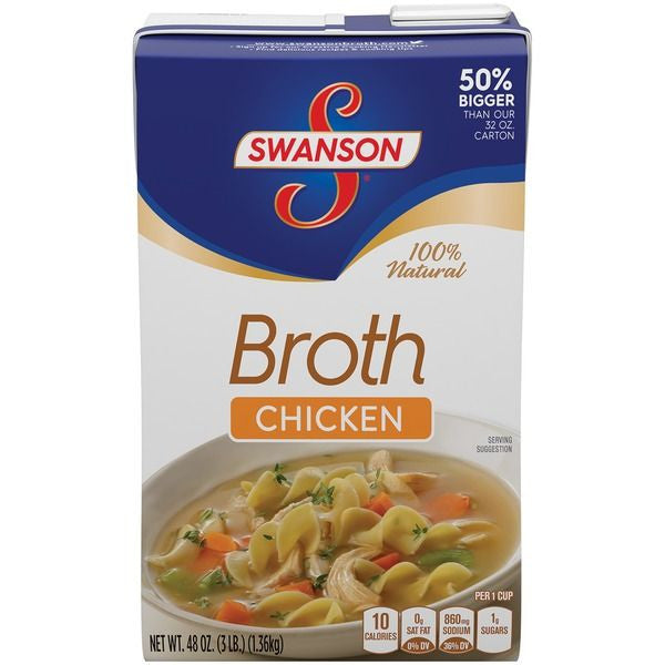 Swanson® Thai Ginger Flavor Infused Broth is a % Natural Broth infused with the robust flavors of lime, soy sauce, coconut, lemongrass, cilantro and ginger. Simply combine Swanson Flavor Infused Broth with your favorite meat and fresh vegetables. Let Swanson® Thai Ginger Flavor-Infused Broth be.