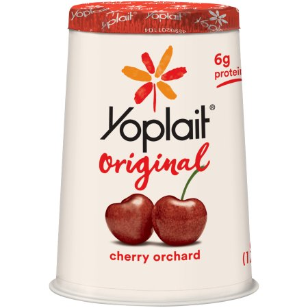 Yoplait® Original Yogurt Cherry Orchard 6.0 oz Cup