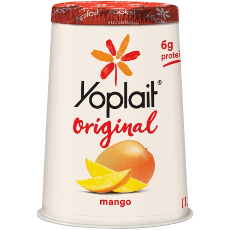 Yoplait® Original Yogurt Mango 6.0 oz Cup