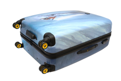 National Geographic Glacier Climber Hardside 4-Wheel Suitcase (Large)