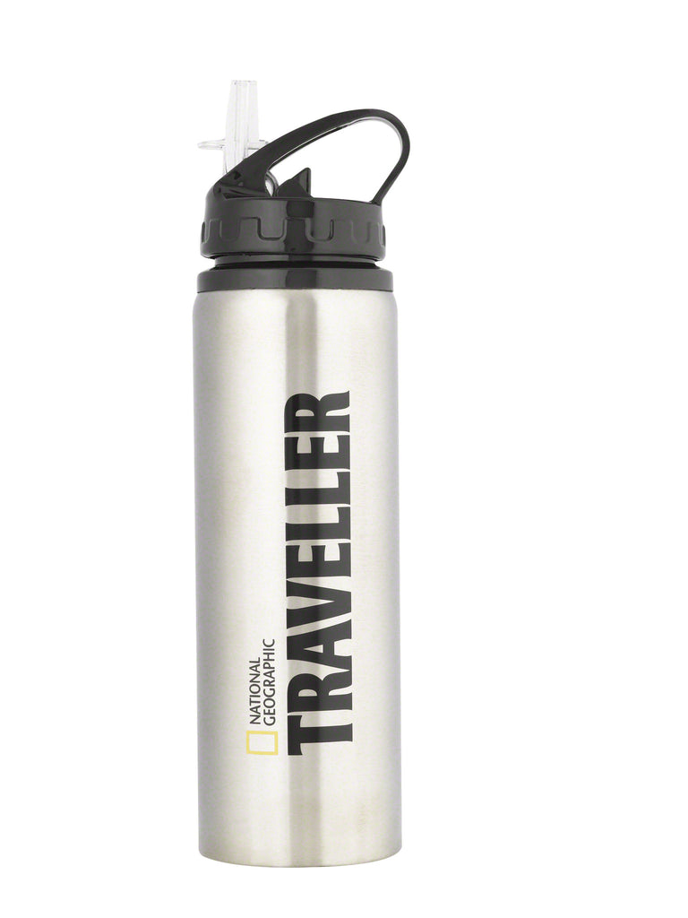 National Geographic Traveller Flask
