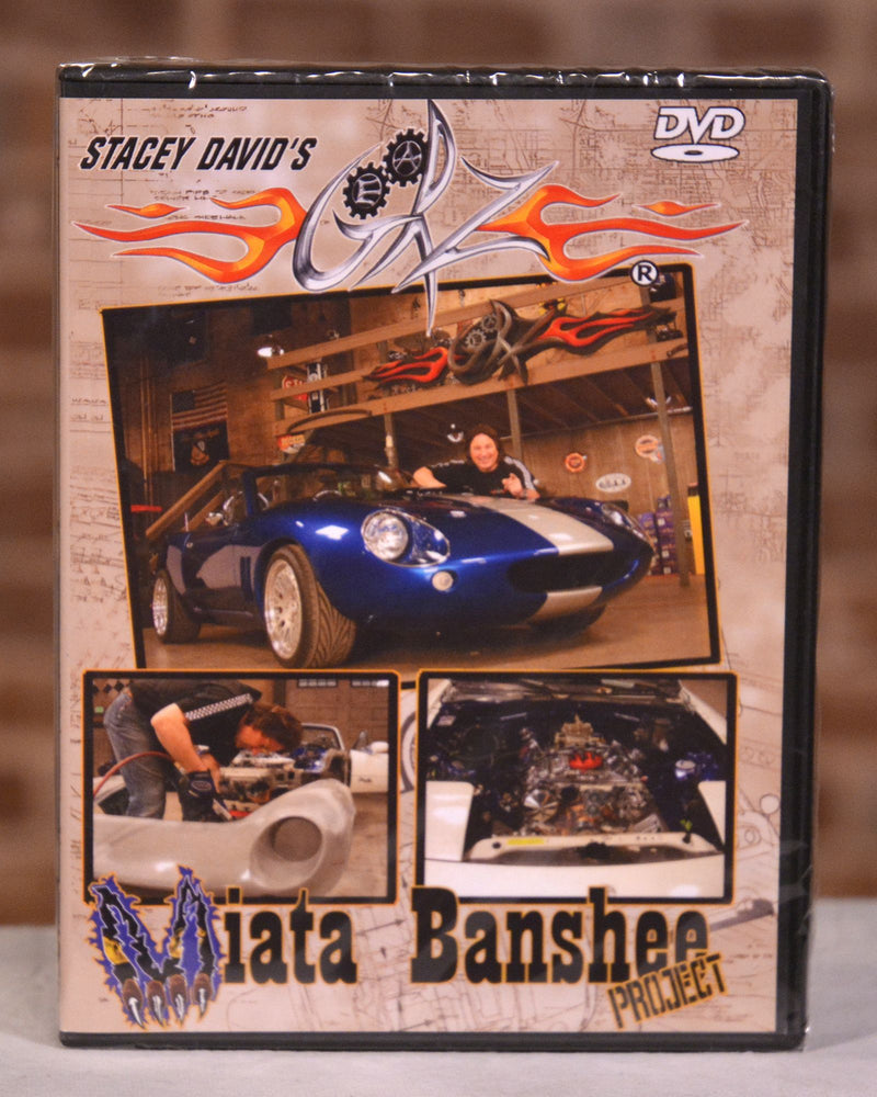 Banshee Project DVD