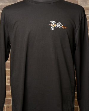 Black Tee - Long Sleeve