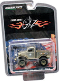 "Stacey David's ""SGT. Rock"" Die Cast Model"