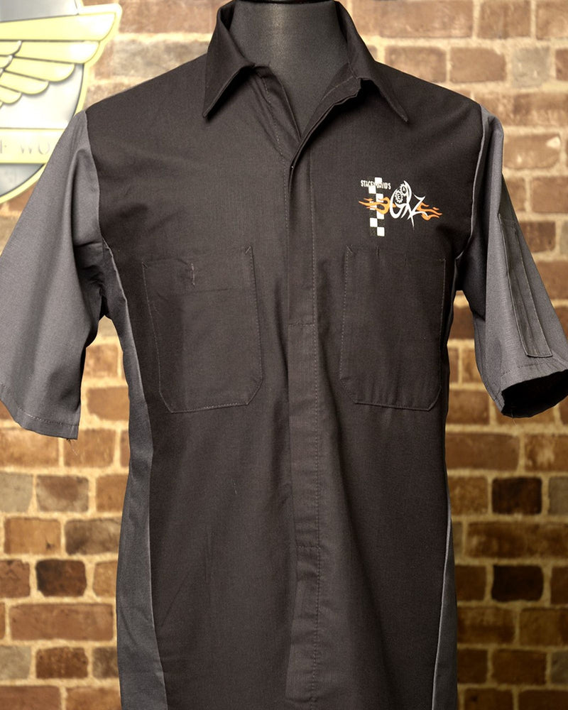 Load image into Gallery viewer, Work Shirt - Short Sleeve