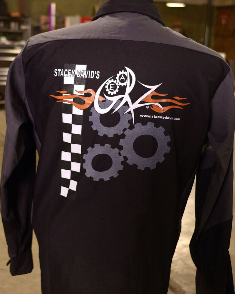 Work Shirt - Long Sleeve