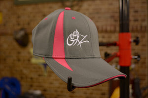 Load image into Gallery viewer, Pink-Grey Hat