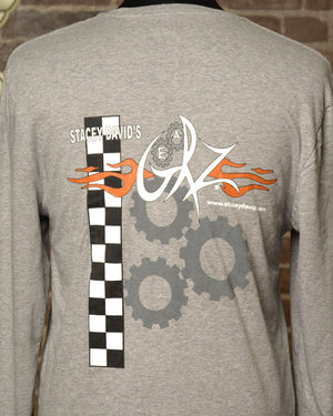 Load image into Gallery viewer, Grey Tee - Long Sleeve