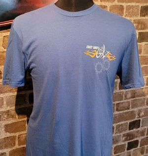 Load image into Gallery viewer, Maritime Blue Logo Tee