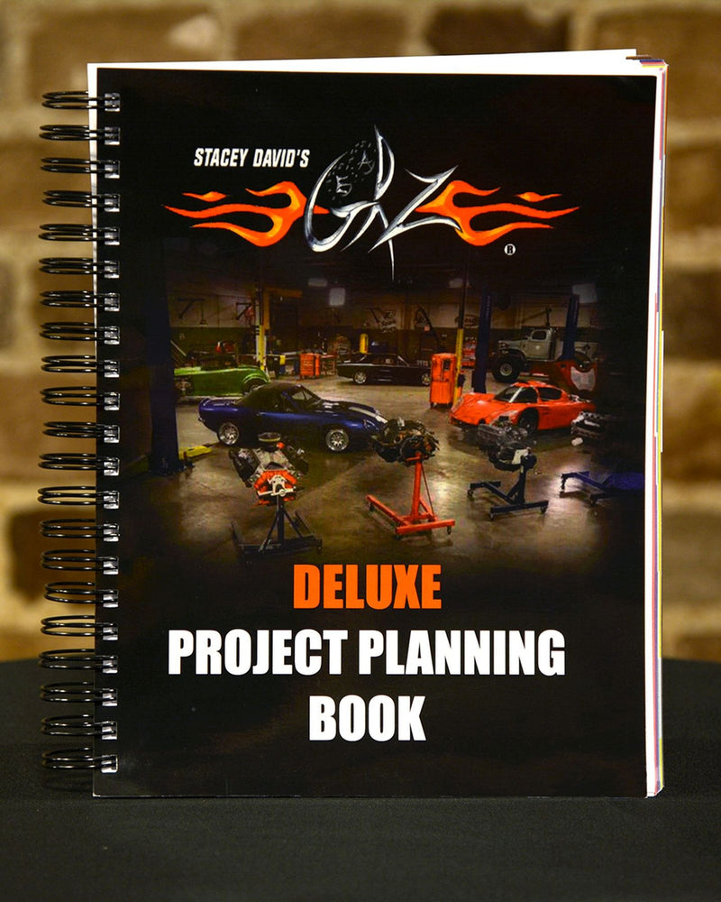 Load image into Gallery viewer, Deluxe Project Planning Book