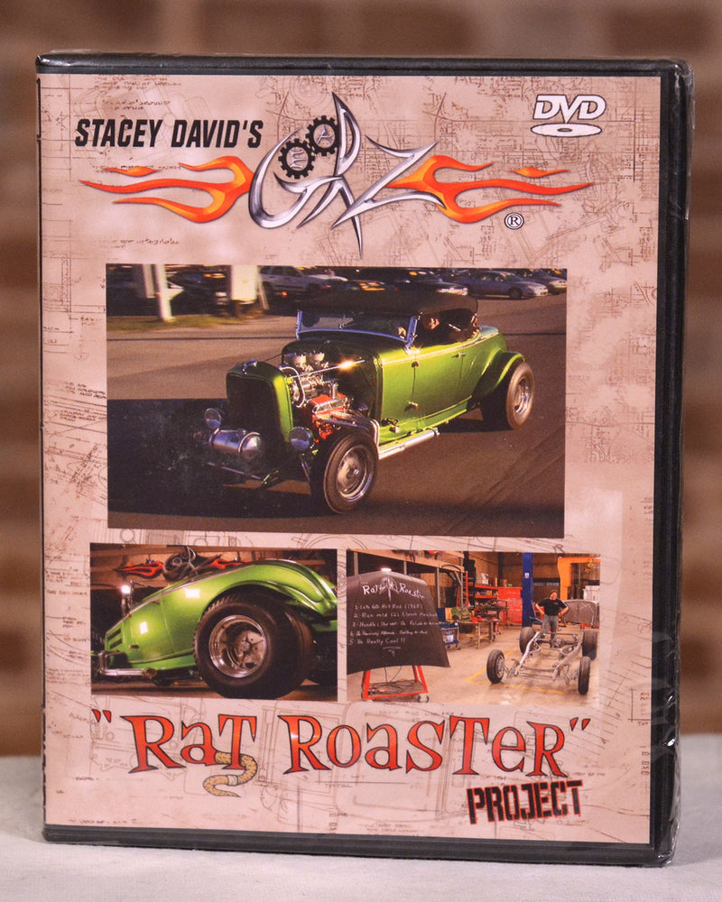 Load image into Gallery viewer, Rat Roaster Project DVD