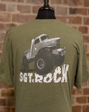 Load image into Gallery viewer, Sgt Rock Tee