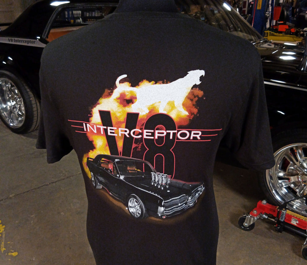 Load image into Gallery viewer, V8 Interceptor Tee