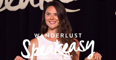 """Feasting in Health"" with Amanda Chantal Bacon at Wanderlust's Speakeasy"
