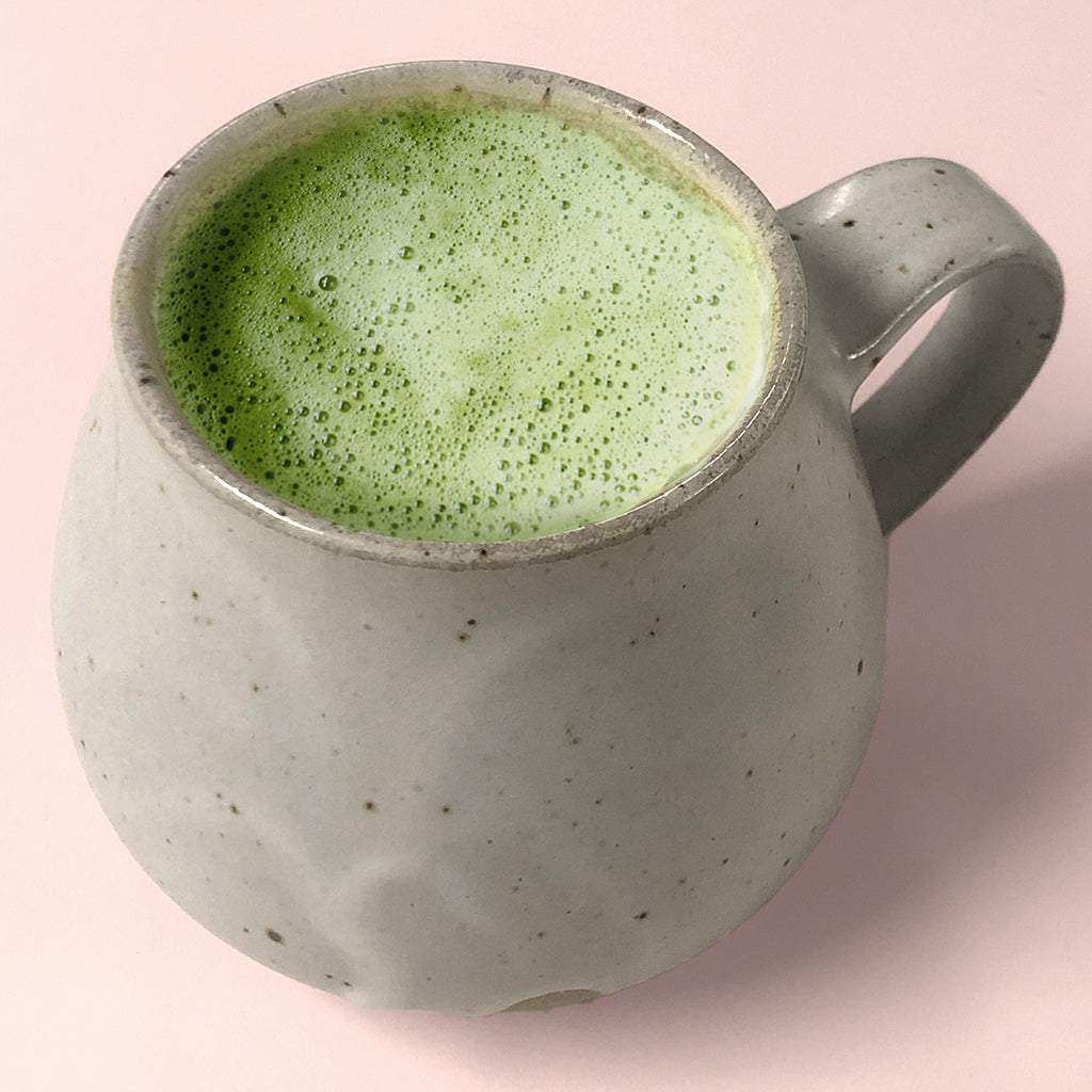 Adaptogenic Matcha Latte