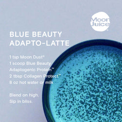 blue beauty recipe