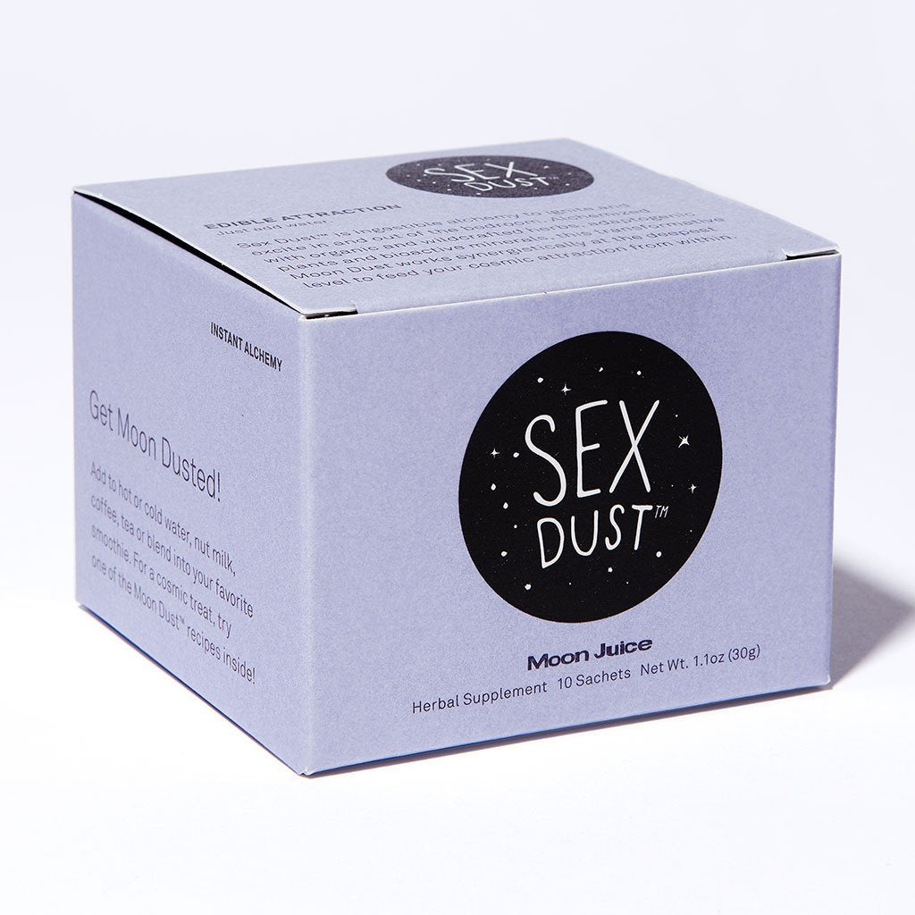 Sex Dust Sachet Box
