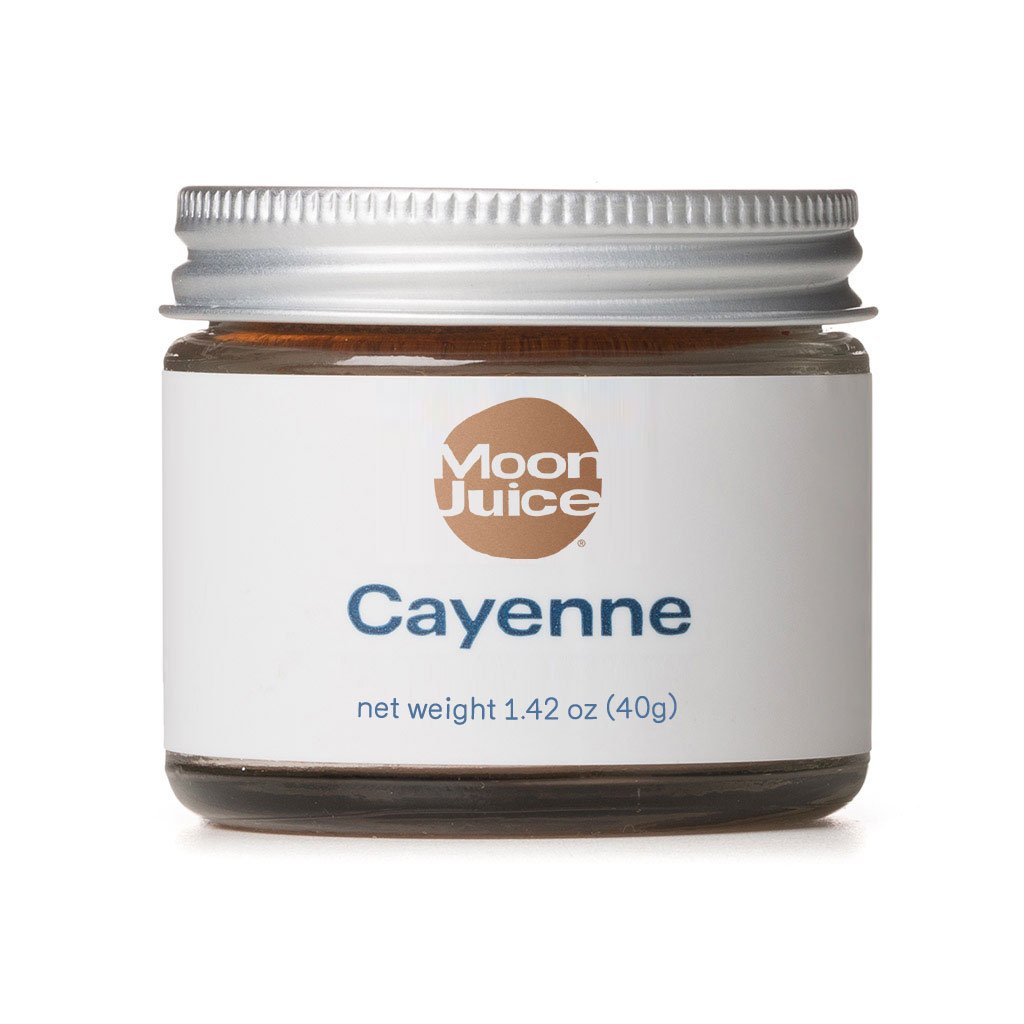 organic cayenne powder raw
