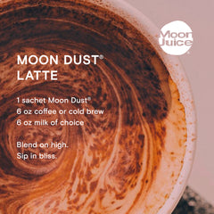 moon dust latte recipe