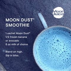 moon dust smoothie recipe