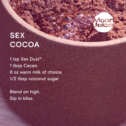 sex dust hot cocoa recipe