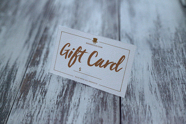 Madhat $25 Gift Card