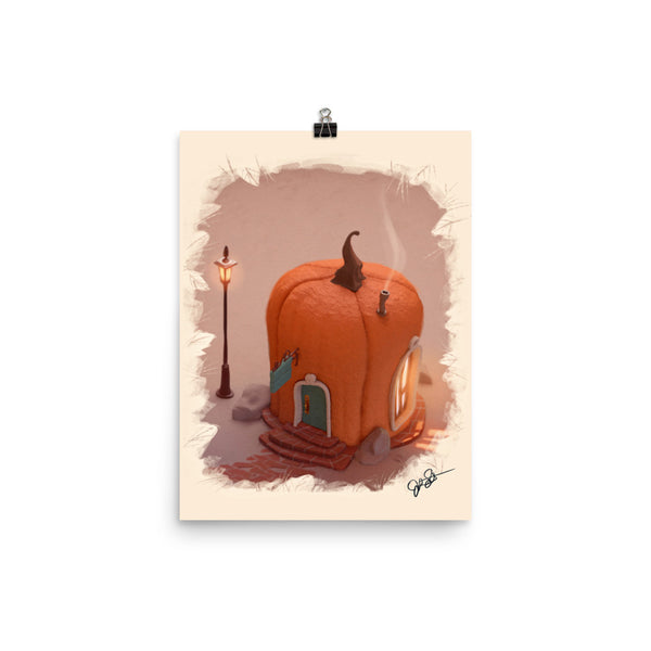 Pumpkinville Home