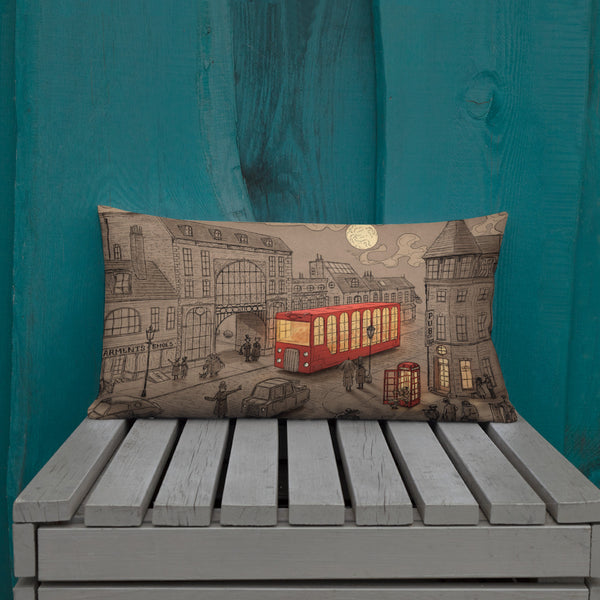 London City Premium Pillow