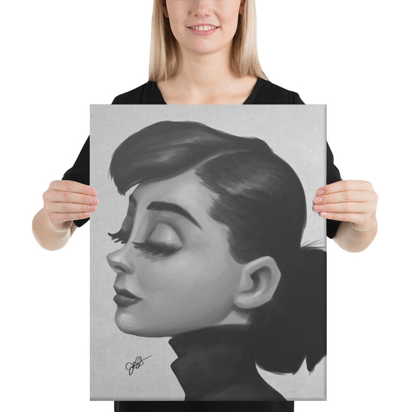 Audrey Canvas