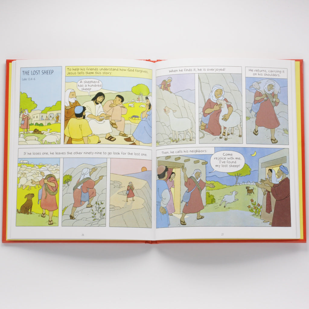 the illustrated parables of jesus for children u2013 coming up catholic