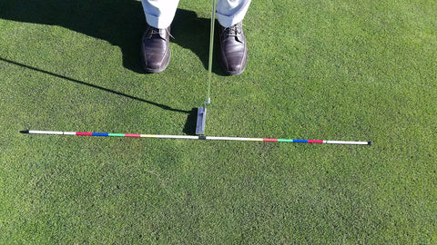 Rhythm Stick - Perfect Practice Putting
