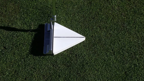 Alignment Triangle/ Golf Alignment aids/ Putting Alignment - Perfect Practice Putting