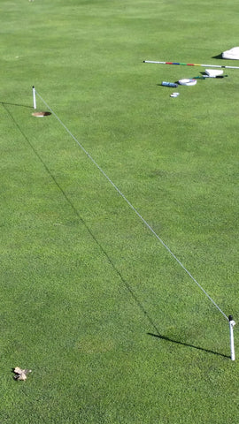 Straight String - Perfect Practice Putting