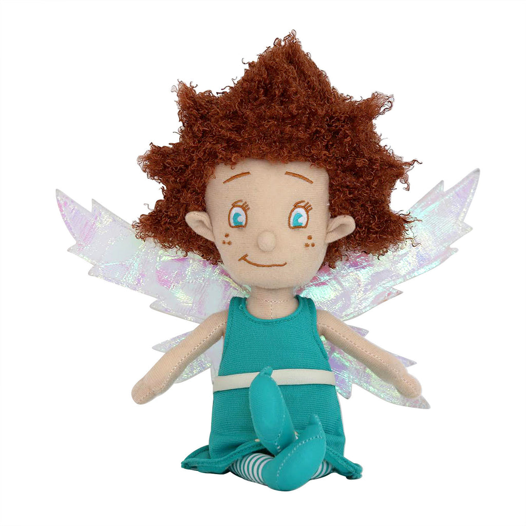 The Poo Poo Fairy (Illustrated Storybook and Paulina Doll)