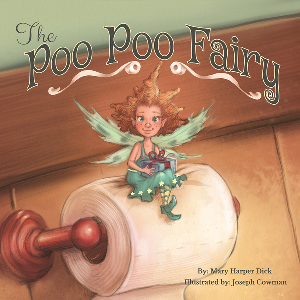 The Poo Poo Fairy (Box Set - Illustrated Children's Book with Paulina Doll)